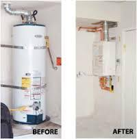 replace water heater with tankless.  Tankless ADVANTAGES OF A TANKLESS WATER HEATER Tankless_water_heater_install For Replace Water Heater With Tankless K