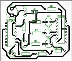 10 Minuite Timer 1 To 10 Minutes Timer Circuit Homemade Circuit Projects