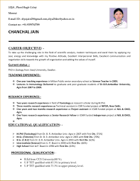 Teacher Resume Objective Examples Best Of Elegant Curriculum Vitae Examples For Teachers Guvecurid Elementary