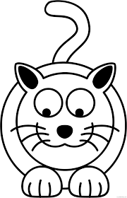 You can print or color them online at. Kitty Cat Coloring Pages Kitty Cat 3 Bpng Printable Coloring4free Coloring4free Com