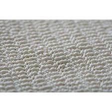 comfort grip ivory 3 ft x 10 ft rug pad