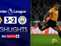 Real madrid vs barcelona head to head results & records (h2h). Wolves 3 2 Man City Matt Doherty Hits Winner As 10 Man City Blow Two Goal Lead Football News Sky Sports