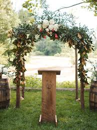 Wonderful Wedding Arbors That Will Impress Sorry Diy The Thesorrygirls Decor Drapes Wood Photobooth Photoshoot Summer Flower Girls Arbor Arch Floral Wall Archway