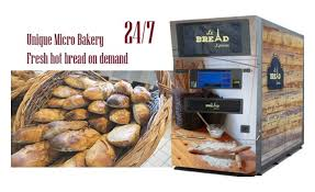 Baguette Vending Machine Sf Best Exclusive Interview With Founder CEO Of Le Bread Xpress Creator
