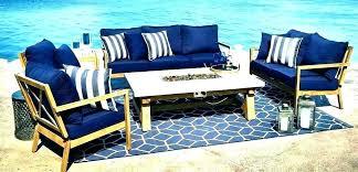 blue patio furniture navy blue outdoor chair cushions patio furniture ideas ta blue patio furniture kmart