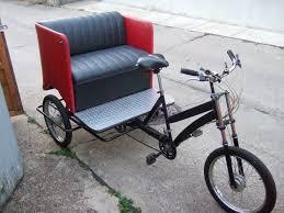 Pedicab Sidecar Design Pedicab Business Bike Hanger Bike Cart Bicycle Sidecar