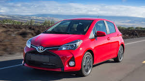 2016 Toyota Yaris quick review with price, horsepower and photo ...