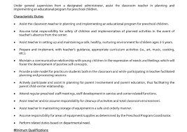 Recommendation Letter Sample For Teacher Aideschool Cover Special