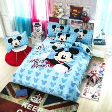 minnie mouse double duvet set cartoon mickey mouse bedding set cotton duvet cover mickey and minnie