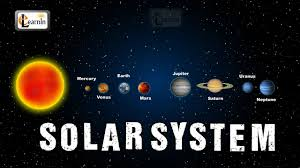 Solar System Distance Chart Planets In Our Solar System Sun And Solar System Solar System For Children 8 Planets Elearnin