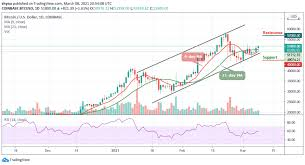The bitcoin bam to usd chart is designed for users to instantly see the changes that occur on the market and predicts what will come next. Bitcoin Price Prediction Btc Usd Gains Above 50 000 Fresh Rally Ahead