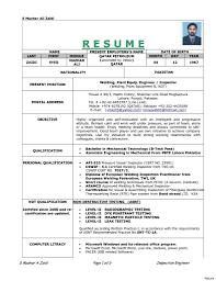 welding welder resumes 9 10 welding resume objectives soft 555 com
