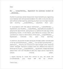 Late Rent Letter Template Bridgeoflochay Co