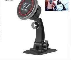 <b>Xmxczkj</b> Universal Magnetic <b>Phone Holder Car</b> Mount Holder Stand ...