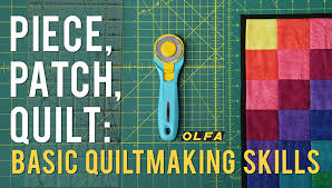 4 Tips for Beginner Quilters & 3 Beginner Quilting Patterns & quilting for beginners Adamdwight.com