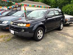 Curbside Classic: 2002 Saturn VUE – Just Enough, Too Late.