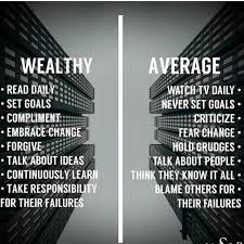 Think And Grow Rich Quotes Awesome I Know Which Column I Fall Into And Which Other People Fall Into