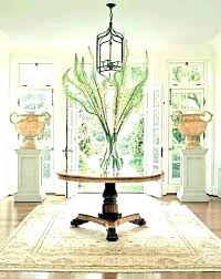 entryway round tables entryway round tables captivating entry foyer table