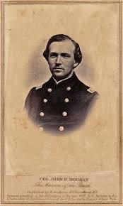 CSA Brigadier-General John Hunt Morgan / SOLD   Civil War Artifacts - For  Sale in Gettysburg