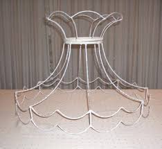 wire chandelier frame wire lamp shade forms chandelier frame net 8 masters home improvement catalog