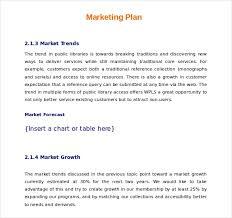31 Microsoft Word Marketing Plan Templates Free Premium