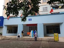 Chợ xanh văn quán (hà đông, hà nội) bị tạm thời phong tỏa vì liên quan đến lịch trình một ca f0 ở công ty t&t. Axd2o9f4yjpfxm