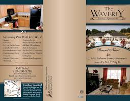 Apartment Complex Brochures Google Search Graphic Design Simple Apartment Brochure Design