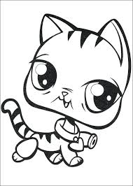 Coloring Pages Littlest Pet Shop Coloring Pages For Kids Free