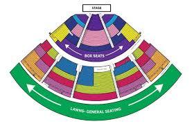 Shoreline Amphitheatre Seating Chart Box Seats Shoreline Amphitheatre Yollay