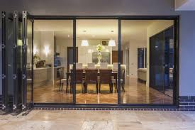 the screens can be fitted alongside origin s folding sliding doors and windows and are ideal for any large opening such as patios alfresco areas and