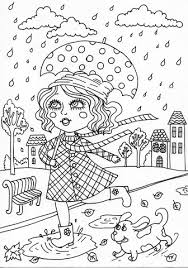 Small Picture Peppy in October coloring page Free Printable Coloring Pages