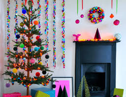 Three Colourful Christmas Decorating Ideas