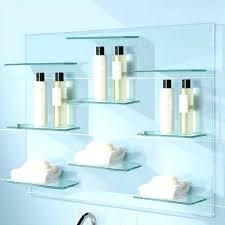 modern glass shelves modern glass shelves floating glass shelves for bathroom modern glass shelf modern glass shower shelf