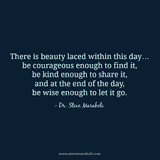 "Quotes On Beauty Within Best Of Quote By Steve Maraboli ""There Is Beauty Laced Within This Day Be"