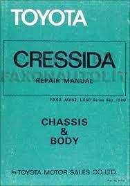 1979-1983 Toyota 5M and 5M- E Engine Repair Shop Manual Original No ...