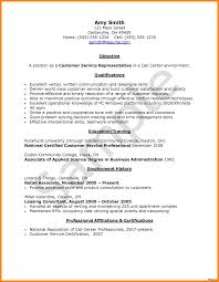 Call Center Skills Resume Call Center Consultant Resume Examples Best Sample For Agent 12