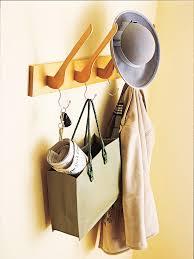 Hanger Coat Rack How to Make a Hanger Coat Rack Better Homes Gardens 2