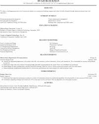 Sample Entry Level Project Manager Resume Free Resume Example