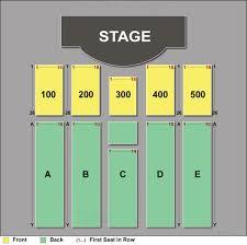 Borgata Venue Seating Chart Borgata Atlantic City