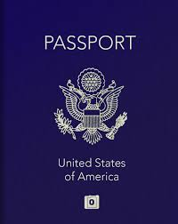 Image result for image us passport