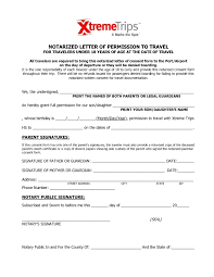 Custody Agreement Template Notarized Custody Agreement Template 2018 World Of