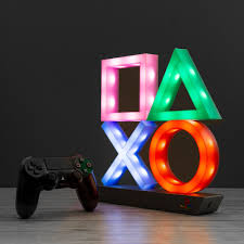 Playstation Light Sony Playstation Icons Light Xl Uk Exclusive