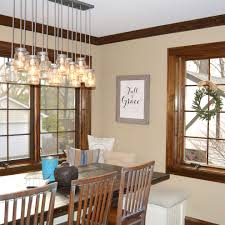 Fascinating Farmhouse Dining Room Lighting And Best Ideas About - Dining room lighting trends