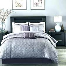 purple grey bedding lavender and gray park bed covers elephant crib