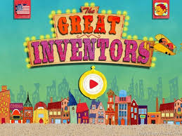 The Great Inventors Educational Kids App Learning About Important