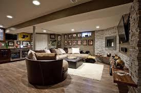 Unfinished Basement Design Property Impressive Inspiration