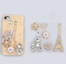 diy cell phone bling kit
