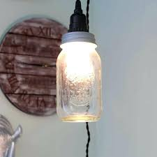 lighting mason jars how to make a mason jar light in just minutes a super easy