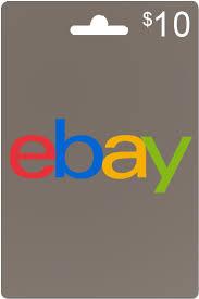 ebay gift card 1