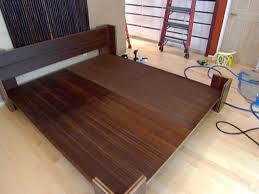 Diy King Platform Bed Diy King Platform Bed E Nongzico